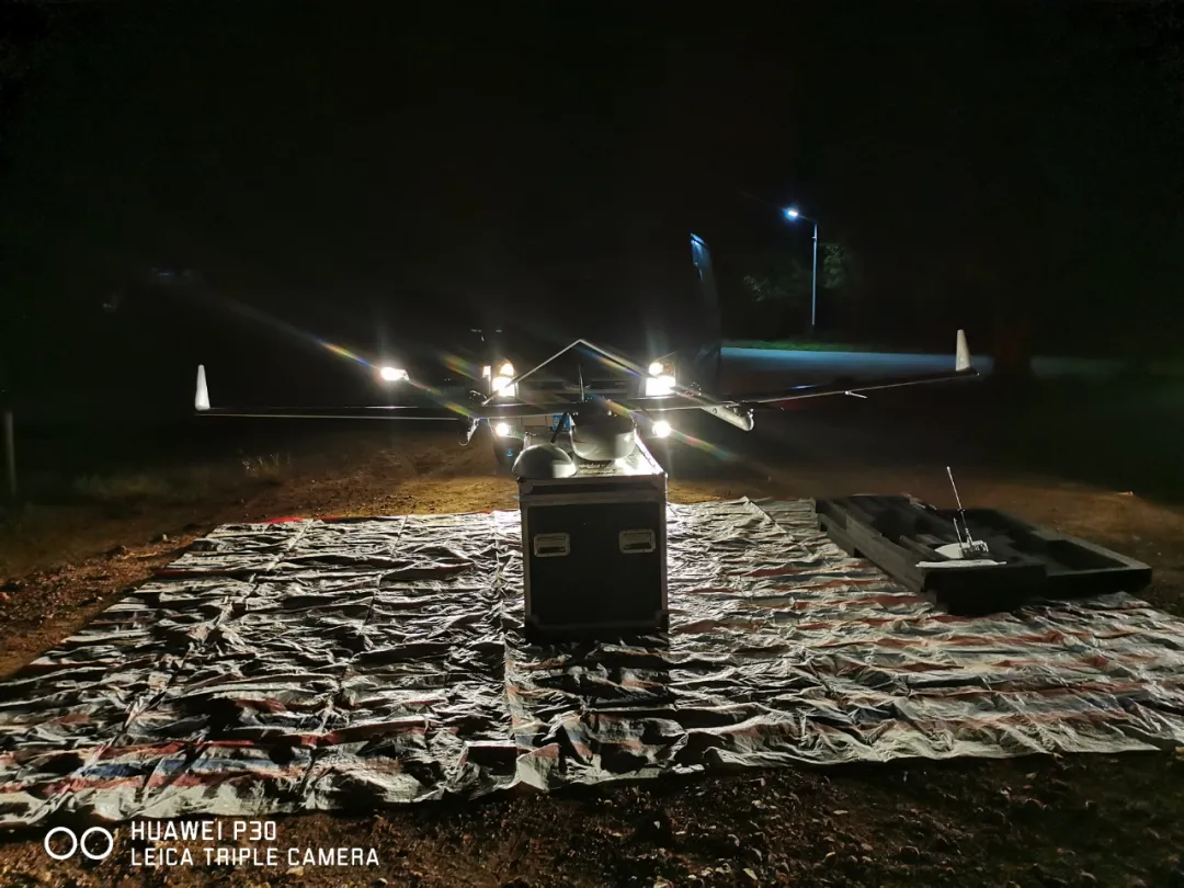 CW-30LiDAR night